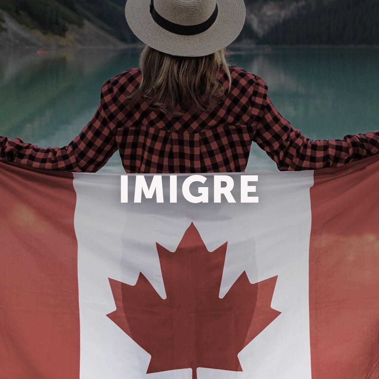 Imigre para o Canadá