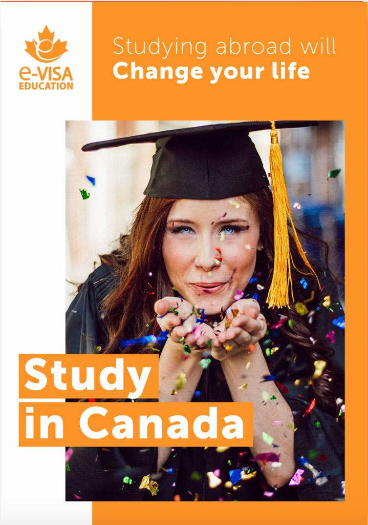 STUDY IN CANADA E-BOOK 2021