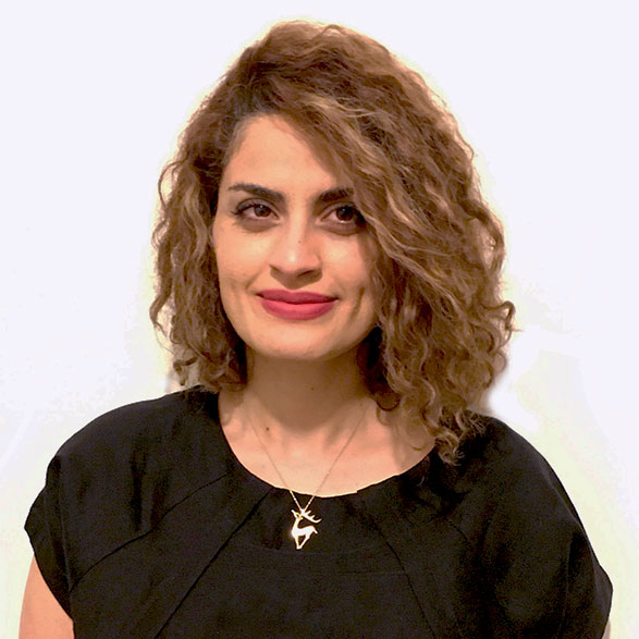 Mona Ramezanpour