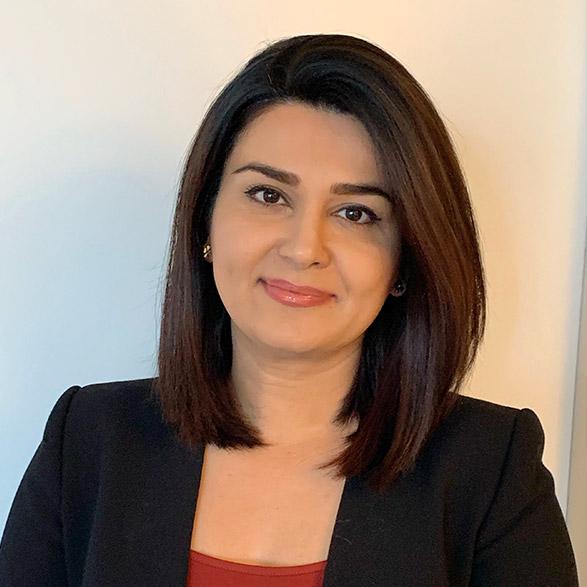 Shohreh Mirzaei